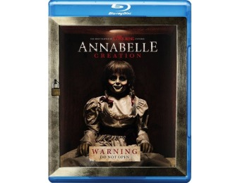 76% off Annabelle: Creation (Blu-ray)