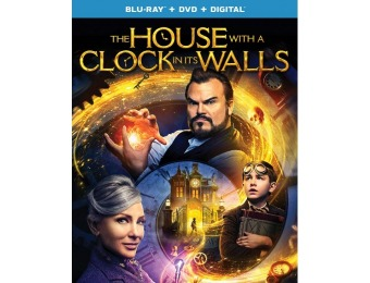 52% off The House with a Clock in Its Walls (Blu-ray/DVD)