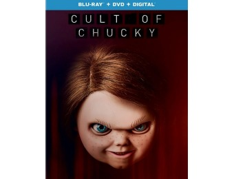 40% off Cult of Chucky (Blu-ray/DVD)