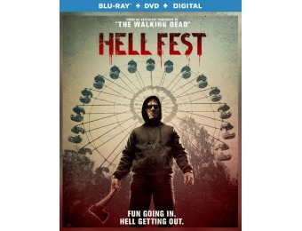 57% off Hell Fest (Blu-ray/DVD)