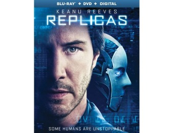 58% off Replicas (Blu-ray/DVD)
