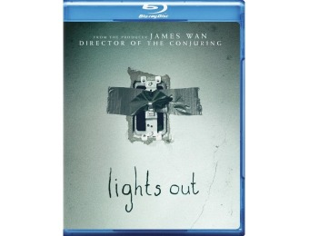 76% off Lights Out (Blu-ray)
