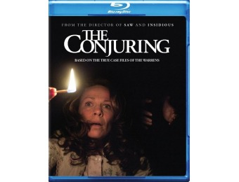 84% off The Conjuring (Blu-ray)