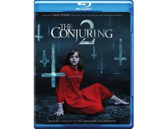 84% off The Conjuring 2 (Blu-ray)