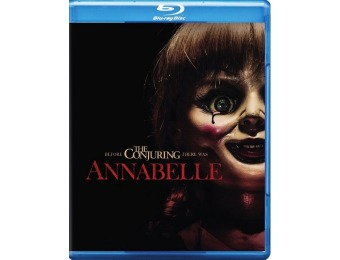 84% off Annabelle (Blu-ray)