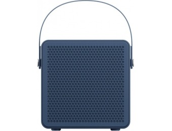 $70 off Urbanears Rålis Portable Bluetooth Speaker - Slate Blue