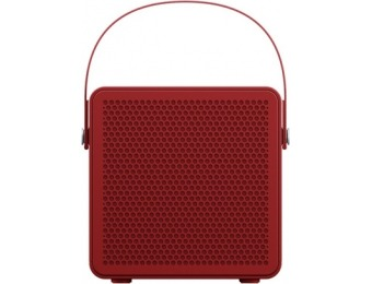 $60 off Urbanears Rålis Portable Bluetooth Speaker - Haute Red