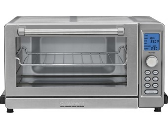 $80 off Cuisinart 0.6 Cu. Ft. 6-Slice Toaster Oven - Stainless Steel