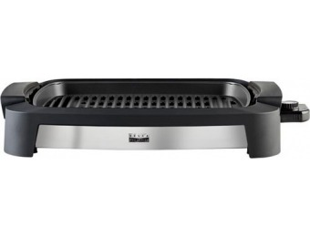 40% off Bella PRO Indoor Smokeless Grill - Stainless Steel