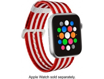 50% off Modal Apple Watch 42/44mm Watch Strap - Stripes