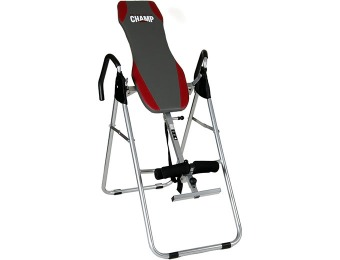 $140 off Body Champ IT8070 Inversion Therapy Table