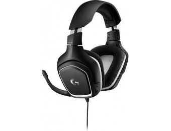 62% off Logitech G332 SE Wired Stereo Gaming Headset