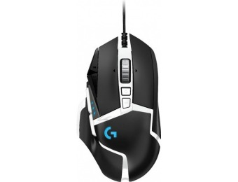 63% off Logitech G502 HERO SE RGB Optical Gaming Mouse
