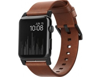 60% off Nomad Modern Leather Apple 38/40mm Watch Strap