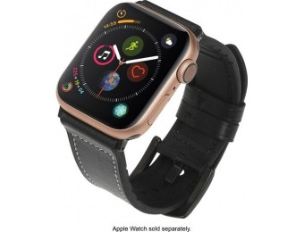 50% off NEXT Apple Watch 38/40mm Hybrid Leather Sport Band