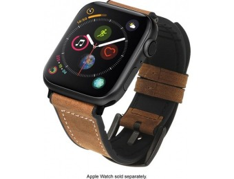 50% off NEXT Apple Watch 42/44mm Hybrid Leather Sport Band