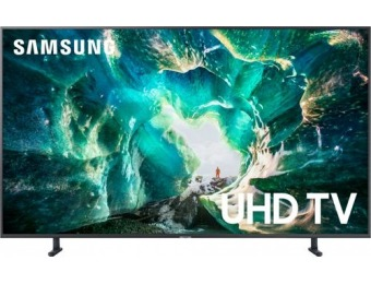 "$1,200 off Samsung 82"" LED 8 Series 2160p Smart 4K UHD TV with HDR"