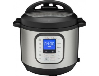 $44 off Instant Pot Duo Nova 6-Qt 7-in-1, One-Touch Multi-Cooker