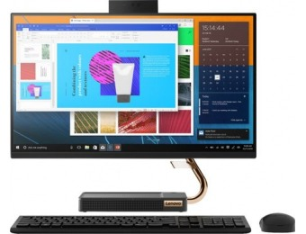 "$230 off Lenovo A540-24API 23.8"" Touch-Screen All-In-One"