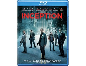 30% off Inception (Blu-ray)