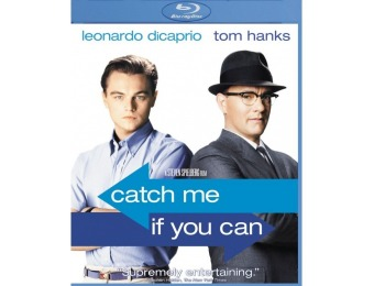 65% off Catch Me If You Can (Blu-ray)
