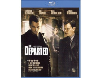 38% off The Departed (Blu-ray)