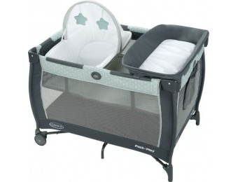 $30 off Graco Pack 'n Play Care Suite Playard