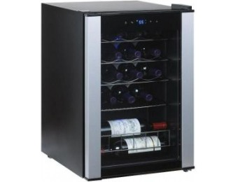 $136 off Wine Enthusiast Evolution Series 20-Bottle Wine Cooler