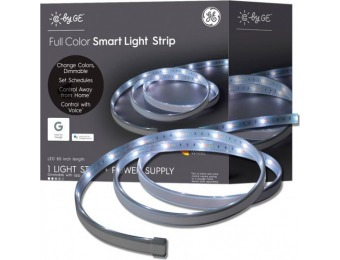"$40 off C by GE 80"" Full Color Smart LED Light Strip"