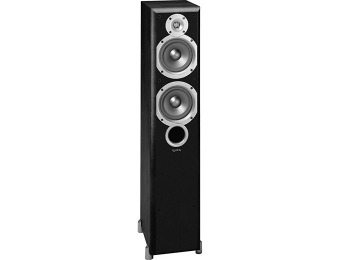 "$109 off Infinity Primus P253 2-way Dual 5-1/4"" Floorstanding Speaker"
