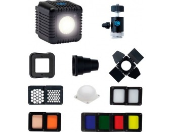 40% off Lume Cube 16-Piece Portable LED Lighting Kit