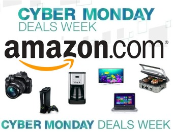Cyber Monday Deals Week Starts Today at Amazon.com