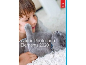 $40 off Adobe Photoshop Elements 2020 - Mac|Windows