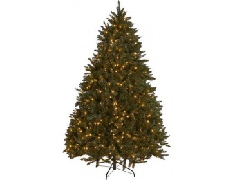 30% off Noble House 7.5' Norway Spruce Pre-Lit Christmas Tree