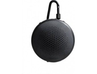 $20 off Boompods Fusion Portable Bluetooth Speaker - Black