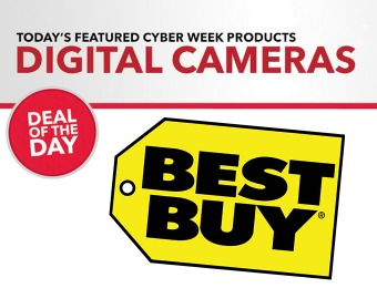 Digital Camera Deals - Cyber Week Deals on Cameras, Camcorders ...
