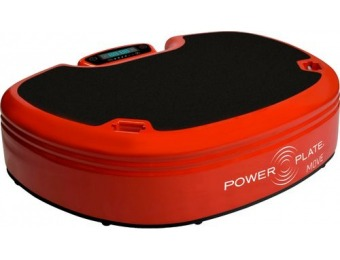 $1,500 off Power Plate MOVE Vibration Trainer - Red