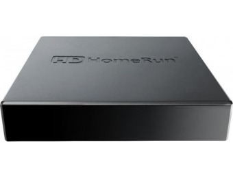 $50 off SiliconDust HDHomeRun SCRIBE DUO 1TB DVR