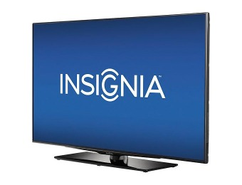 "$150 off Insignia NS50D40SNA14 50"" 1080p LED HDTV"