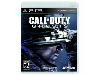 $15 off Call of Duty: Ghosts - PlayStation 3