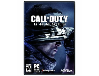 $15 off Call of Duty: Ghosts - PC