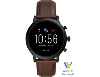 $90 off Fossil Gen 5 Smartwatch 44mm Stainless Steel