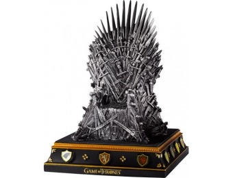 $20 off Game of Thrones Iron Throne Bookend