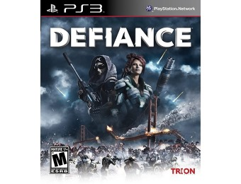 84% off Defiance (PlayStation 3)