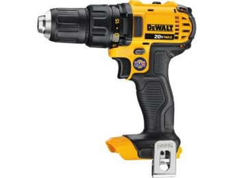 $50 off DeWalt 20V MAX Lithium-Ion Compact Drill/Drill Driver