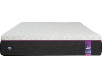 "$210 off Sealy To Go 60"" Hybrid Queen Mattress"