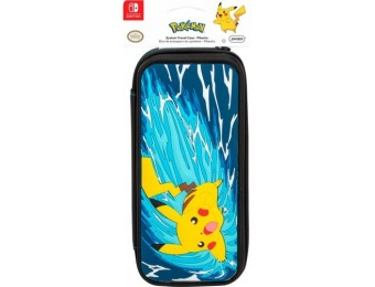 30% off PDP Pikachu Battle Edition Nintendo Switch Travel Case