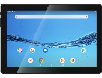"$40 off DigiLand 10.1"" 32GB Android Tablet"