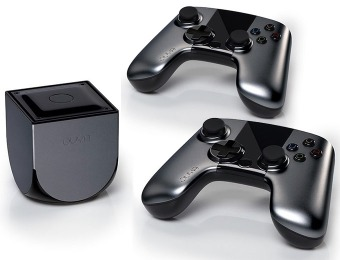 Free Wireless Controller & $10 Gift Card w/ OUYA Game Console