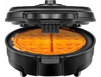 33% off CHEFMAN Belgian Anti-Overflow Waffle Maker